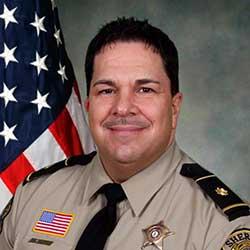 Sheriff David Decatur