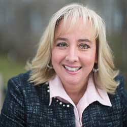 Susan Randall is the George Washington District Stafford County School Board member.